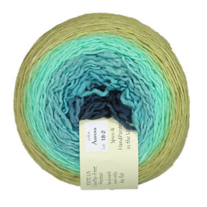 Freia Fine Handpaints Shawl Ball Fingering Yarn - Aurora