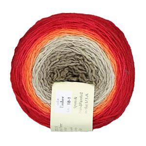 Freia Fine Handpaints Shawl Ball Fingering Yarn - Ember