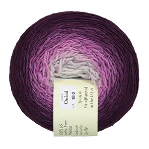 Freia Fine Handpaints Shawl Ball Fingering Yarn - Orchid