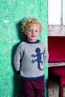 Rowan Little Dudes Collection Patterns - Newt