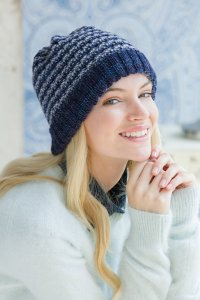 Malabrigo Dos Tierras Collection Patterns - Falmouth - PDF DOWNLOAD Pattern