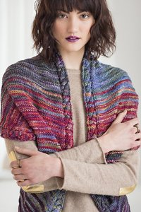 Malabrigo Book 10: Rios Patterns - Gallery Row - PDF DOWNLOAD Pattern
