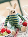 Spud and Chloe Sweater Humpty Bunny Kit