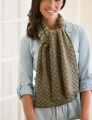Shibui Pebble Gingham Scarf Kit