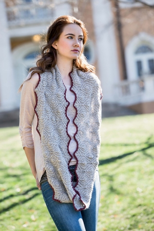The Fibre Company Acadia Radcliffe Cowl Kit - Scarf and Shawls