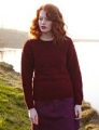 Debbie Bliss Fine Donegal Guernsey Pullover Kit