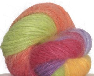 Lorna's Laces Angel Yarn - Rainbow