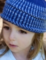 Cascade 220 Superwash Zig Zag Child's Hat Kit