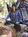 Cascade 220 Yarn Zipper Embroidered Cardigan Kit