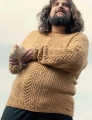 Rowan Felted Tweed Aran Giant's Sweater Kit