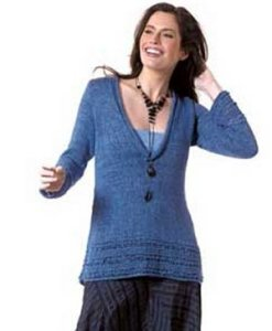 Berroco Bonsai Berenice Kit - Women's Pullovers