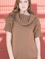 Filatura Di Crosa Zara Lattice Yoke Tunic Kit