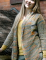 Koigu KPPPM Whimsy Cardigan Kit