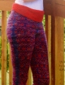 Koigu KPM Brocade Leggings Kit