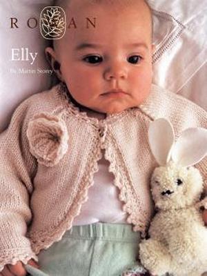f3cee893c2a0 Rowan Baby Merino Silk DK Elly Cardigan Kit - Baby and Kids ...
