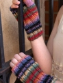 Adriafil Stella Jacq Fingerless Mitts Kit