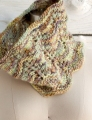 Manos Del Uruguay Wool Clasica Space-dyed Onda Cowl