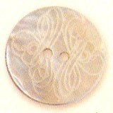 Rowan Button Collection - 75418 - Large Mother of Pearl Button