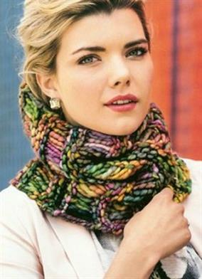 Malabrigo Rasta The Heights Cowl Kit - Women's Accessories