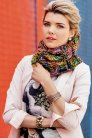 Malabrigo Rasta The Heights Cowl Kit