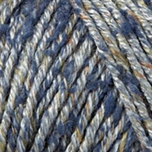 Rowan Natural Silk Aran Yarn - 470 - Indigo