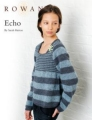 Rowan Felted Tweed Echo Top Kit