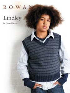 Rowan Felted Tweed Lindley Vest Kit - Baby and Kids Vests