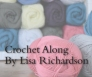 Rowan Spring Crochet-a-Long Baby Blanket Kit