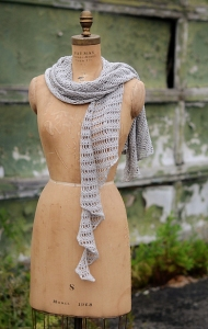 Anzula Cloud Argent Curl Kit - Scarf and Shawls