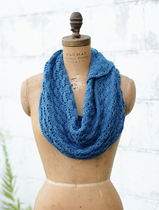 Madelinetosh Tosh Sport Pavonated Curl Kit - Scarf and Shawls