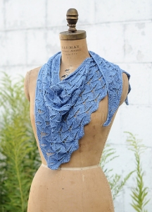 Anzula Squishy Watchet Curl Kit - Scarf and Shawls