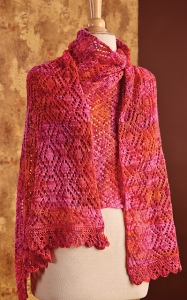 Koigu KPM Victoria Shawl Kit - Scarf and Shawls