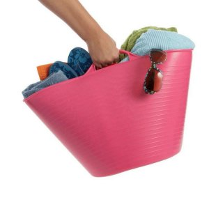 Soak Basins - Carrie - Pink