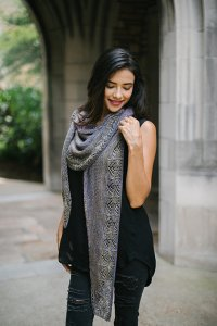 Malabrigo Heritage Collection Patterns - Floritura - PDF DOWNLOAD Pattern