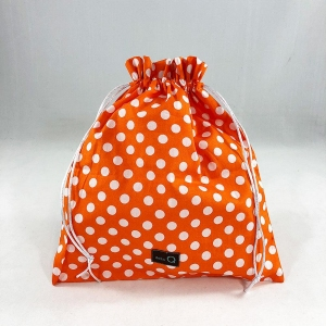della Q Eden Cotton Project Bag (115-2) - Laddington