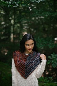 Malabrigo Heritage Collection Patterns - Panuelo - PDF DOWNLOAD Pattern
