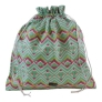 della Q Large Eden Cotton Project Bag (119-1) - Petty Grove