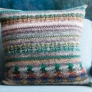 Noro Patterns - 09 Fair Isle Pillow Cover - PDF DOWNLOAD