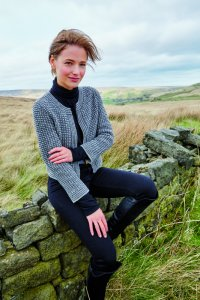 Rowan Valley Tweed Collection Patterns - Holme - PDF DOWNLOAD Pattern