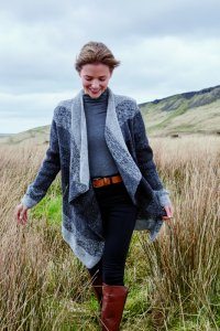 Rowan Valley Tweed Collection Patterns - Colne - PDF DOWNLOAD Pattern