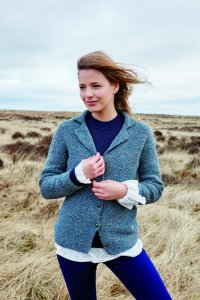Rowan Valley Tweed Collection Patterns