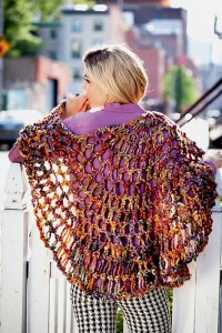 Malabrigo Book Seven: Rasta in Brooklyn Patterns - Coney Island - PDF DOWNLOAD Pattern
