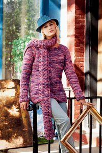 Malabrigo Book Seven: Rasta in Brooklyn Patterns - Park Slope - PDF DOWNLOAD Pattern