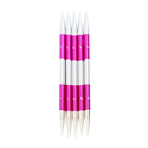 "Jimmy Beans Wool Jimmy's SmartStix Double Pointed Needles - US 2 (2.75mm) - 5"" Needles"