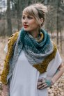 Andrea Mowry Drea Renee Knits Patterns - Baubles Shawl