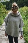 Andrea Mowry Drea Renee Knits Patterns - Sheltered Poncho