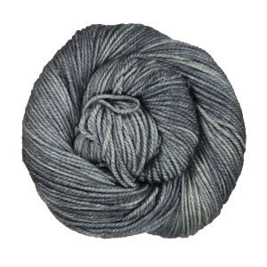 Anzula Squishy 50g Yarn - Pewter