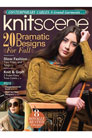 Interweave Press Knitscene Magazine  - '18 Fall