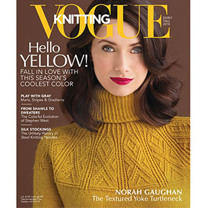 Vogue Knitting International Magazine - '18 Early Fall