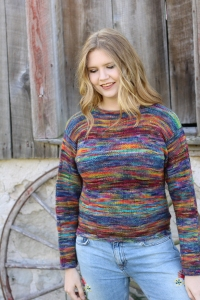 Koigu Patterns - Billie Sweater - PDF DOWNLOAD